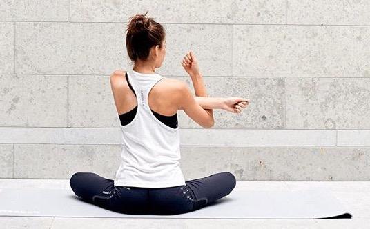 Body balance pose