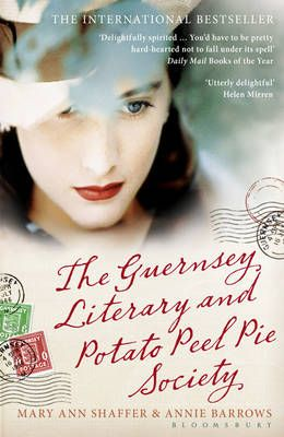 guernsey literary and potato peel pie society book