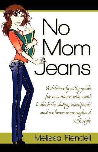 no mom jeans book