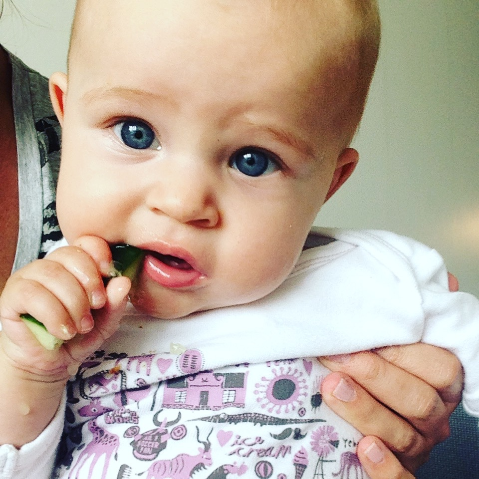 Baby Lead the Way: Weaning the second time round